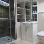 The Village House & Home shower room, vacation rental, Gabian near Pezenas