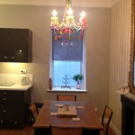 Dining room at The Village House & Home gite rental, Gabian Pezenas