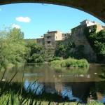 Ramparts Gabian near Pezenas, The Village House holiday rental accommodation