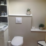shower room The Village House self catering rental, Gabian Pezenas